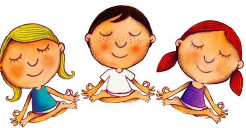 Il Fiore Dentro: La Mindfulness Per Bambini