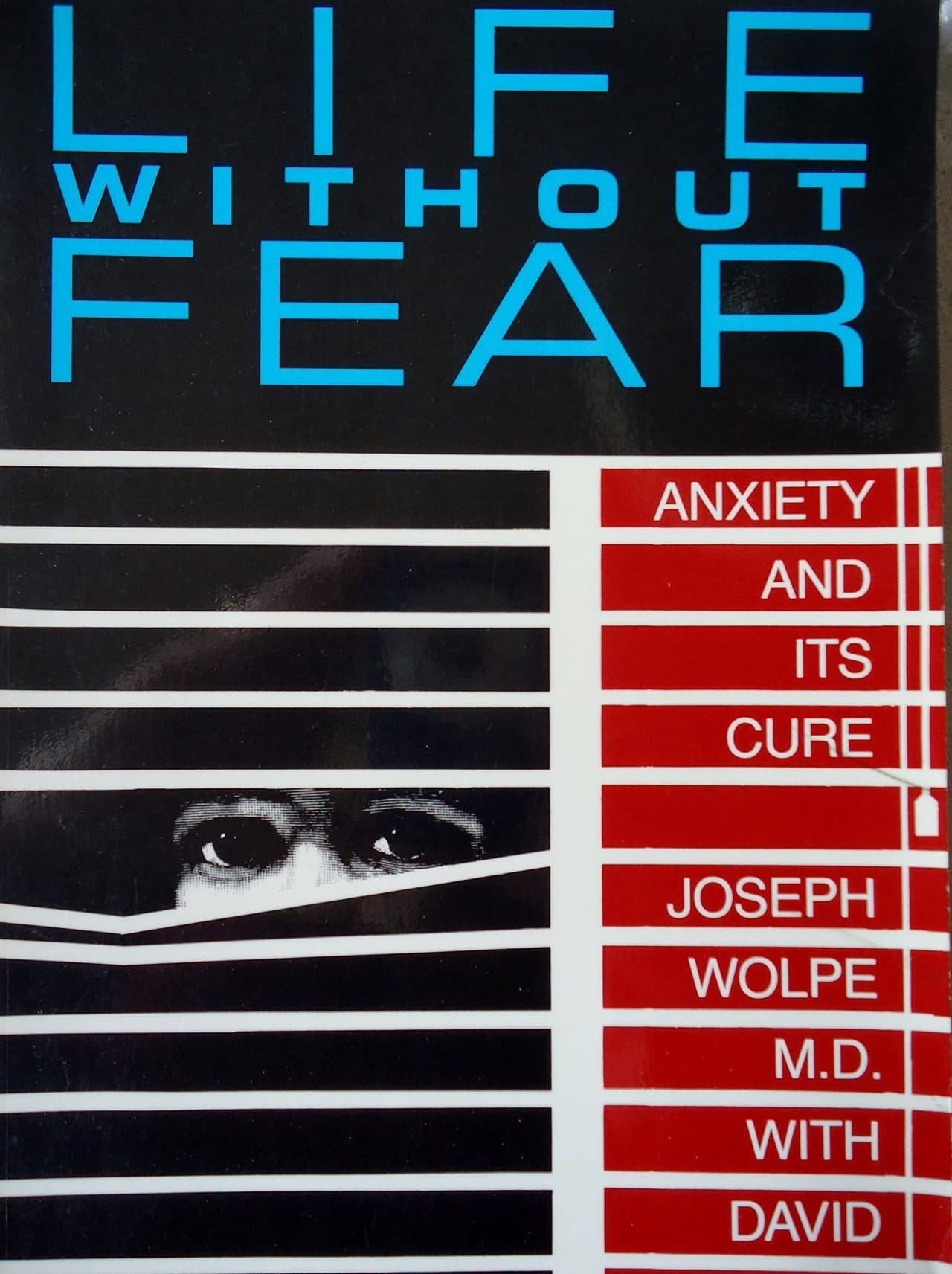 Life Without Fear. Anxiety And Its Cure.