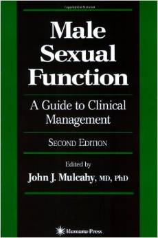 Male Sexual Function A Guide To Clinical Management-2nd Edition