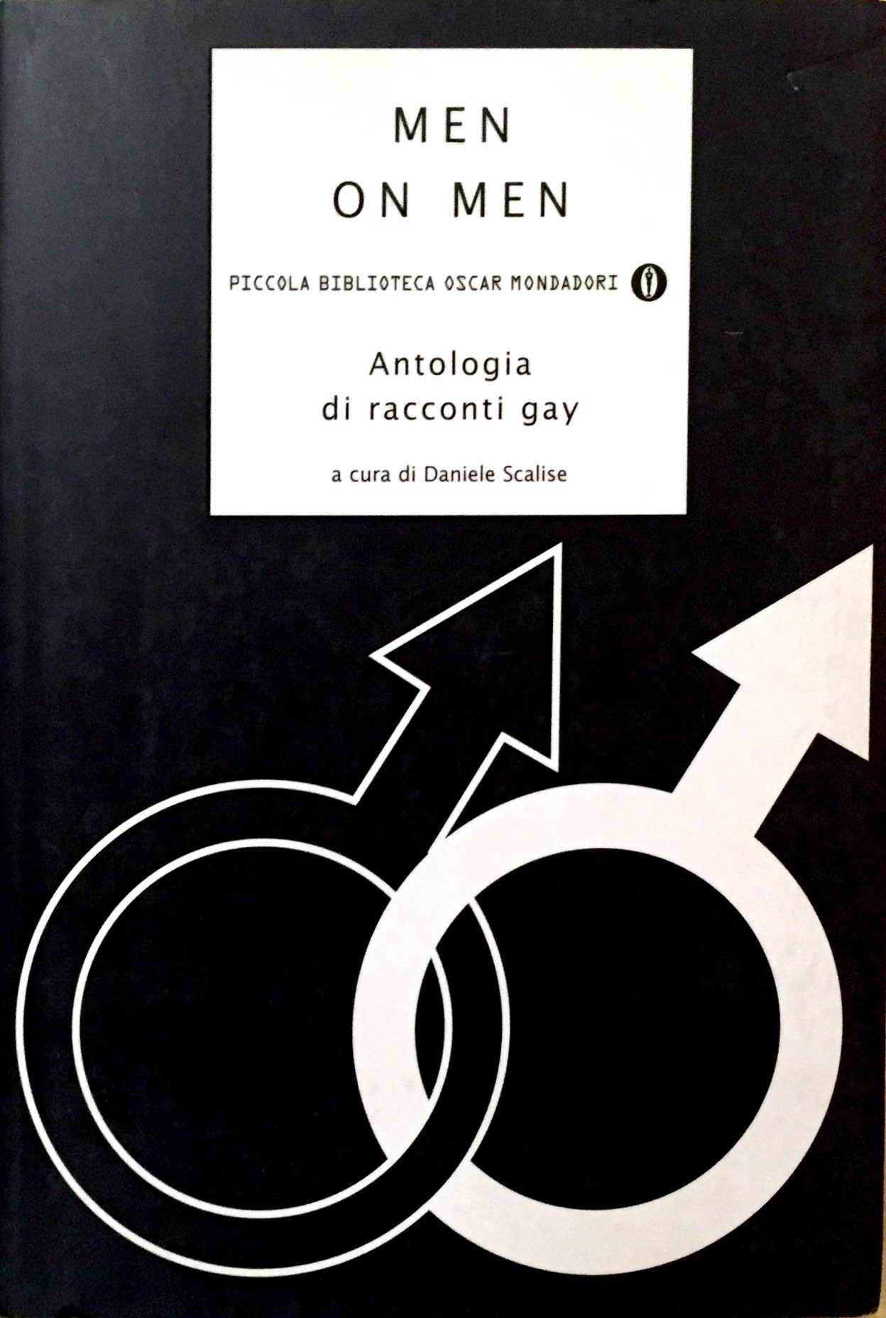 Men On Men. Antologia Di Racconti Gay