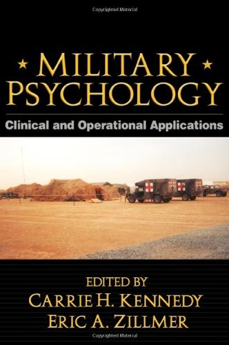Military Psychology Clinical And Operational Applications