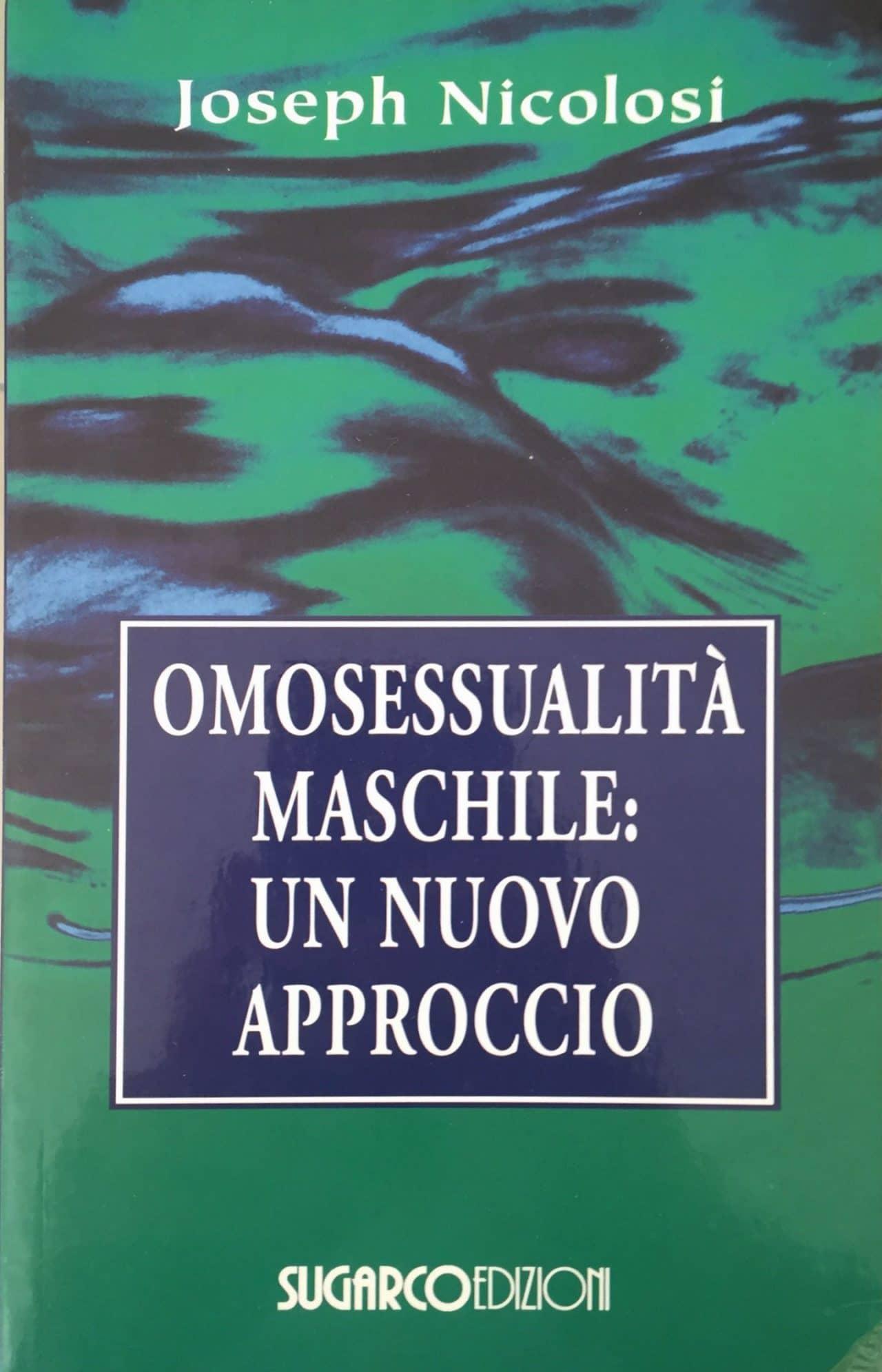 OMOSESSUALITA' MASCHILE: UN NUOVO APPROCCIO