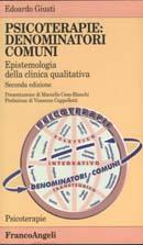 Psicoterapie: Denominatori Comuni- Epistemologia Della Clinica Qualitativa