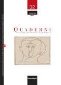 Quaderni Di Psicoterapia Cognitiva (settembre 1998)