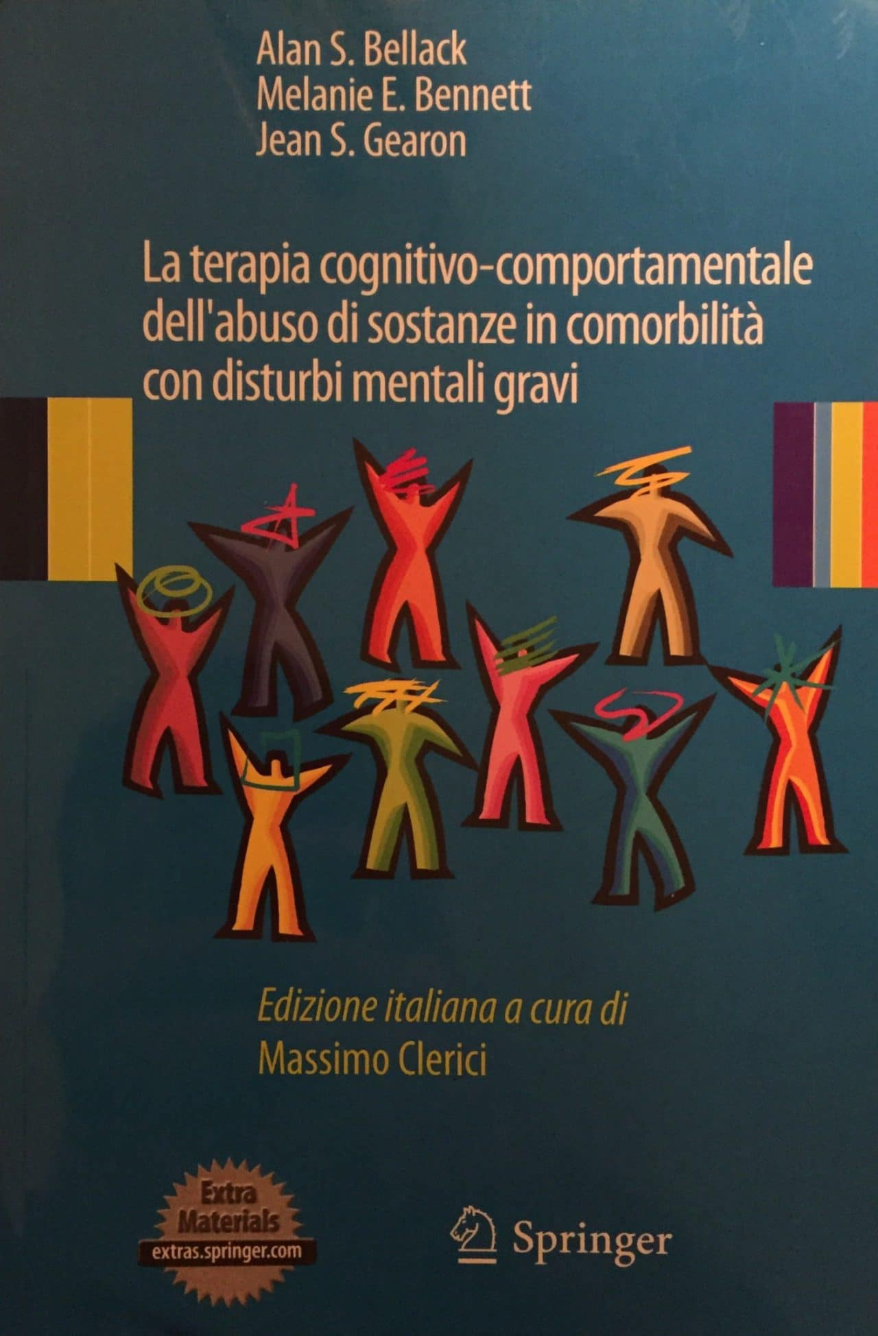 La Tereapia Cognitivo-comportamentale Dell'abuso Di Sostanze In Comorbilità Con Disturbi Mentali Gravi