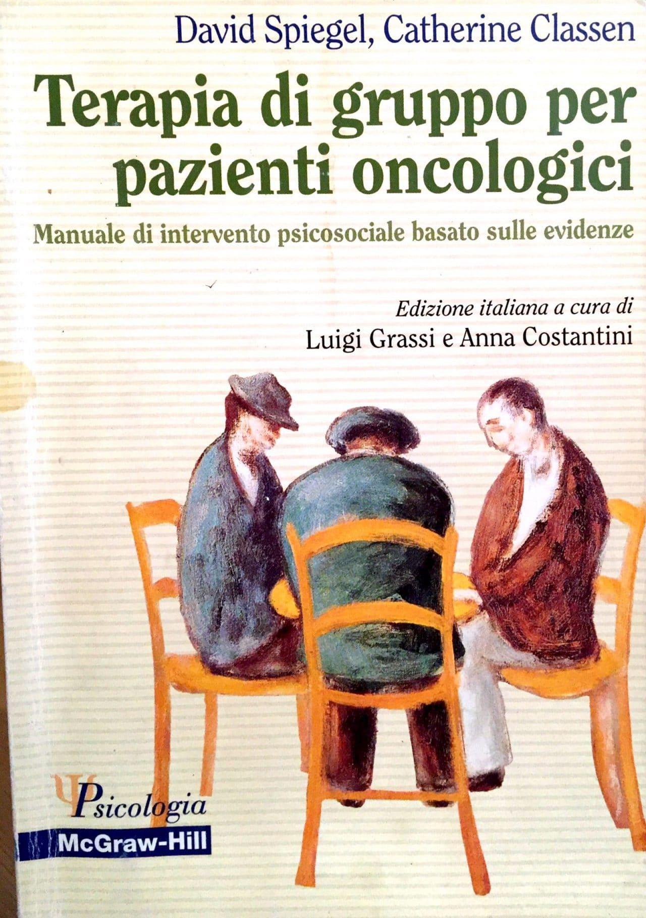 Terapia Di Gruppo Per Pazienti Oncologici