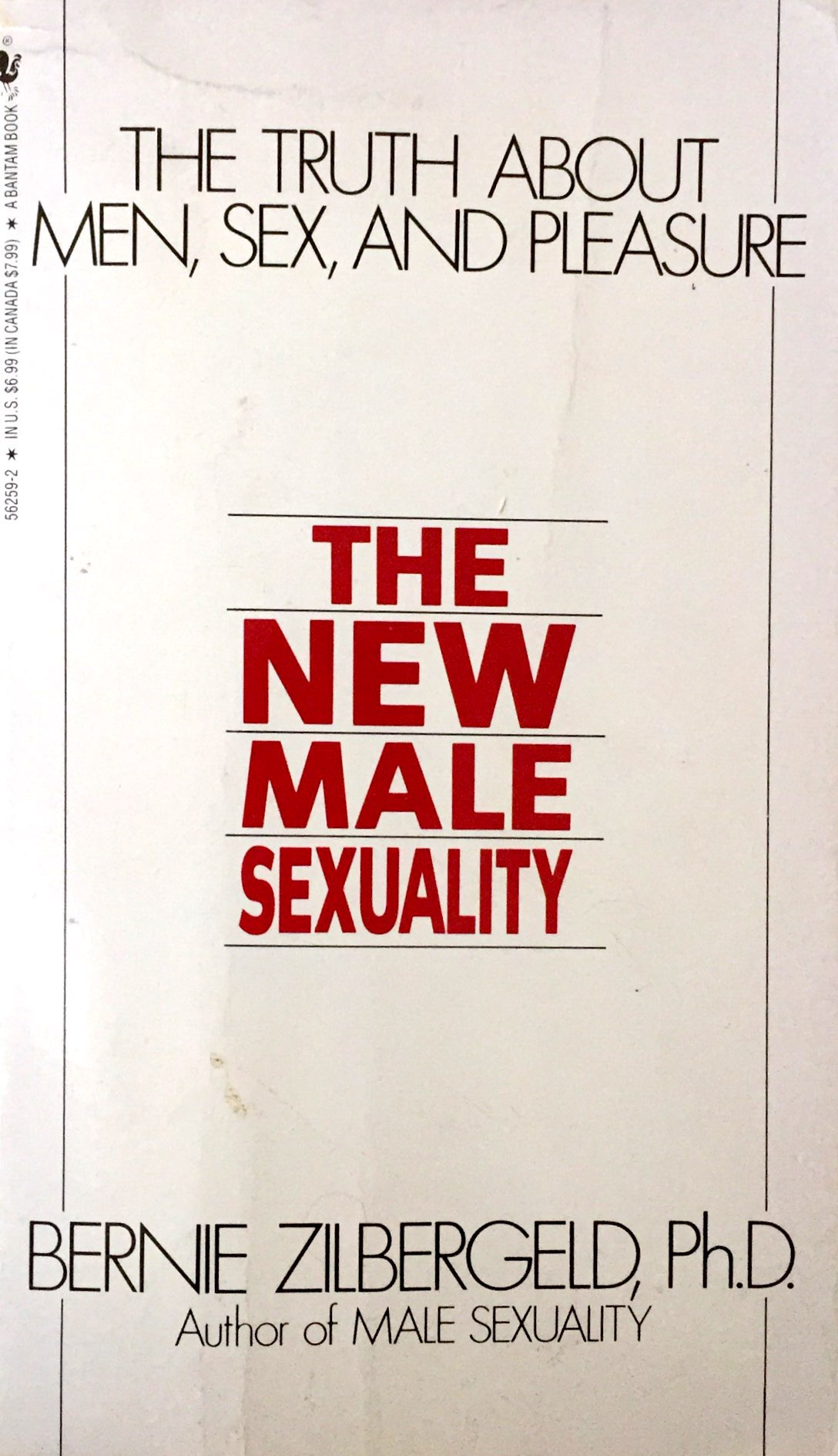 The New Male Sexuality – The Truth About Men, Sex And Pleasure