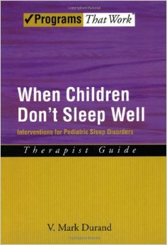 When Children Don't Sleep Well