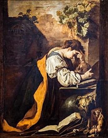 """D. Fetti, """"Malinconia"""" (1622) per Distimia"""