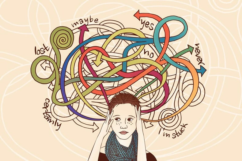 La Ruminazione E Il Rimuginio: Le Trappole Della Mente Nei Disturbi D'ansia E Dell'umore