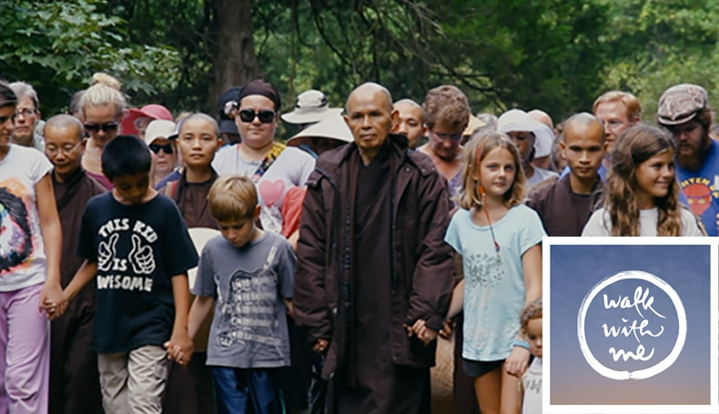 Walk With Me: La Mindfulness Incontra Il Cinema