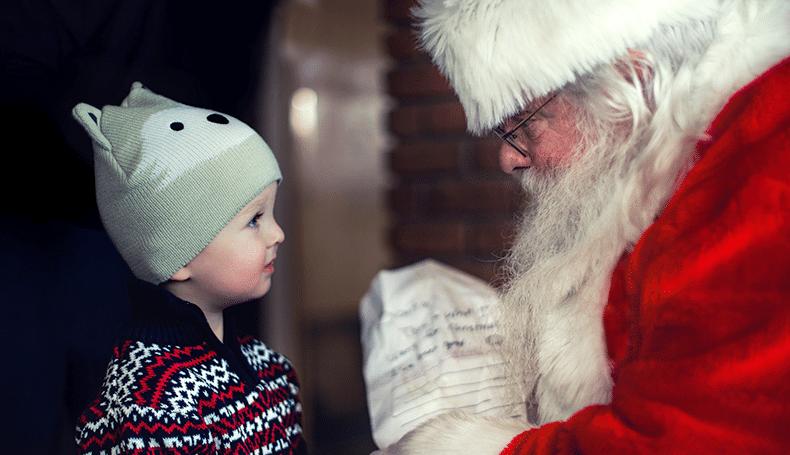 Babbo Natale: Magia Da Custodire O Verità Da Svelare?