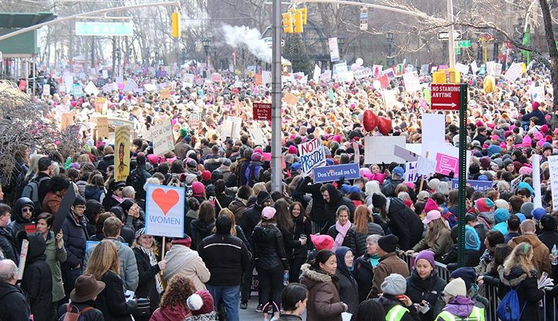 Women's March 2018: cosa è cambiato, cosa cambiare