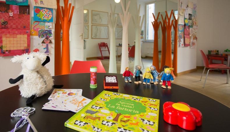 Psicoterapia bambini