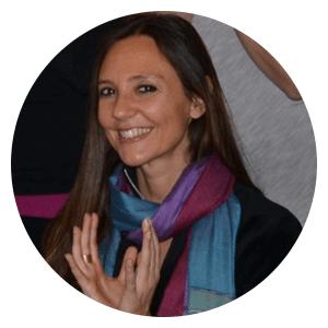 MICHELA P. Corso per diventare insegnanti Yoga