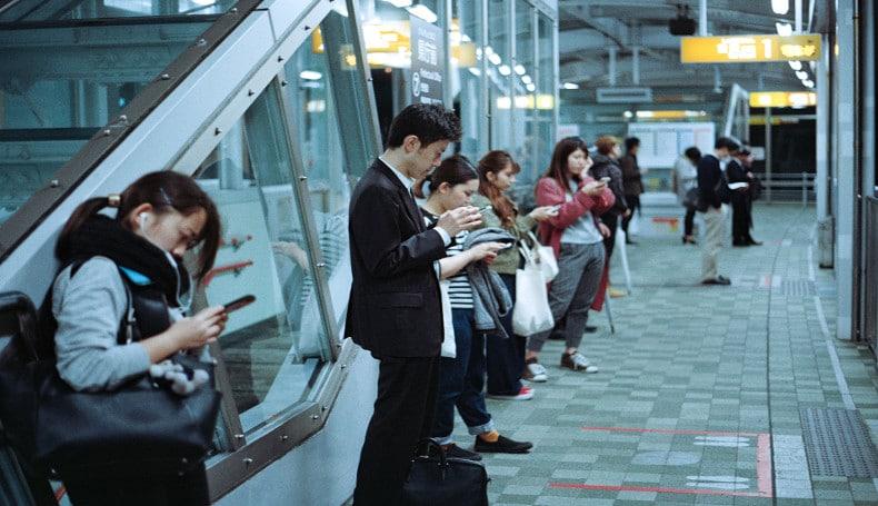 Utilizzo Dello Smartphone