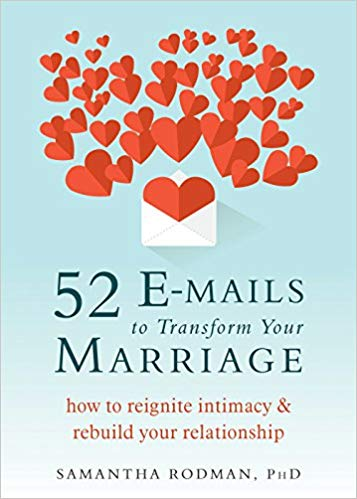 52e-MAIL To Transform Your Marriage. How To Reignite Intimacy & Rebuild Your Relationship