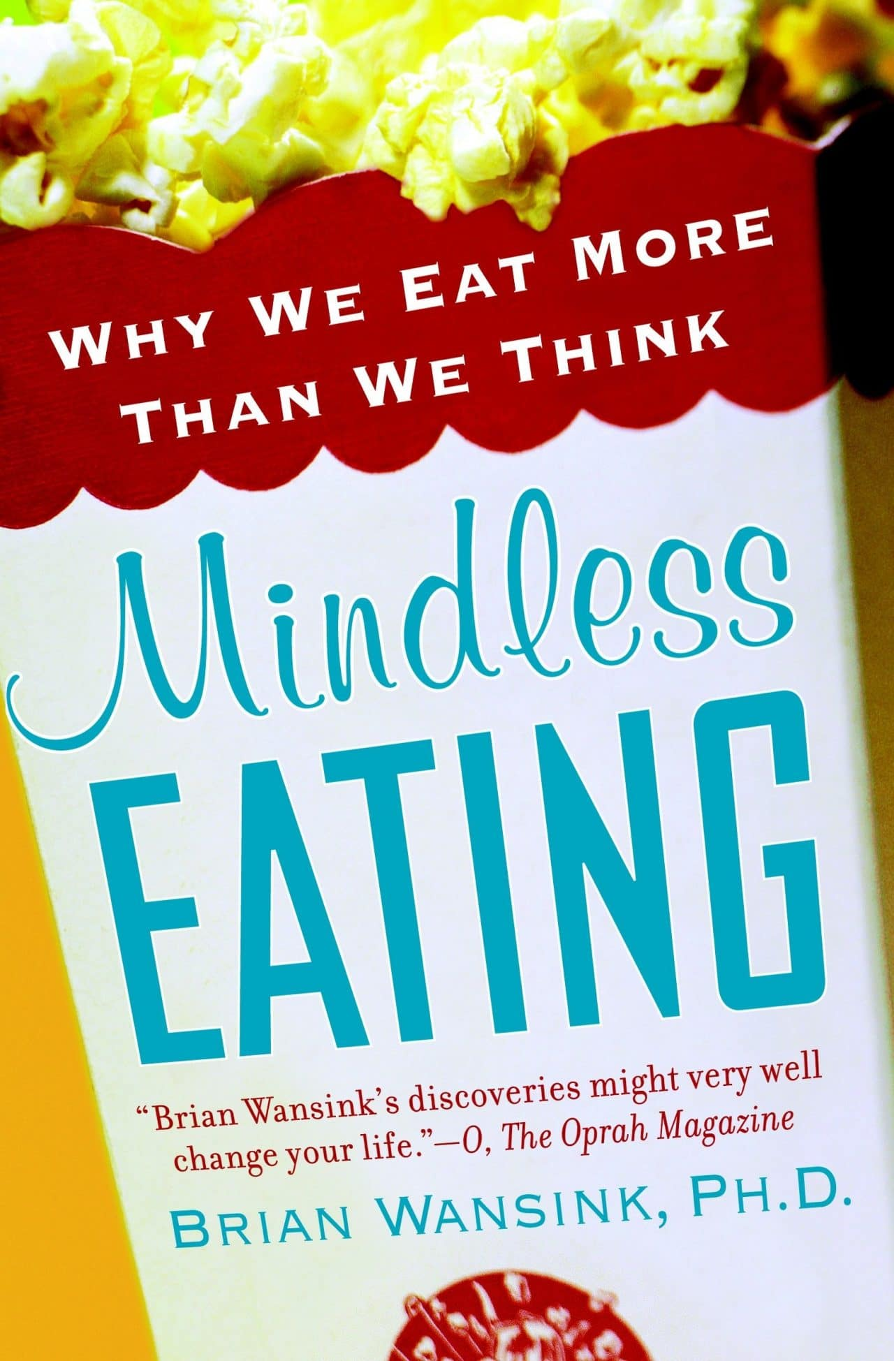 Mindfulness Eating. Why We Eat More Hank We Think