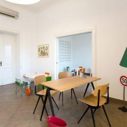 Sede Beck Kids Via Nizza Roma 22