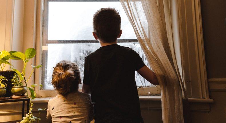 Come aiutare i bambini durante la quarantena a casa