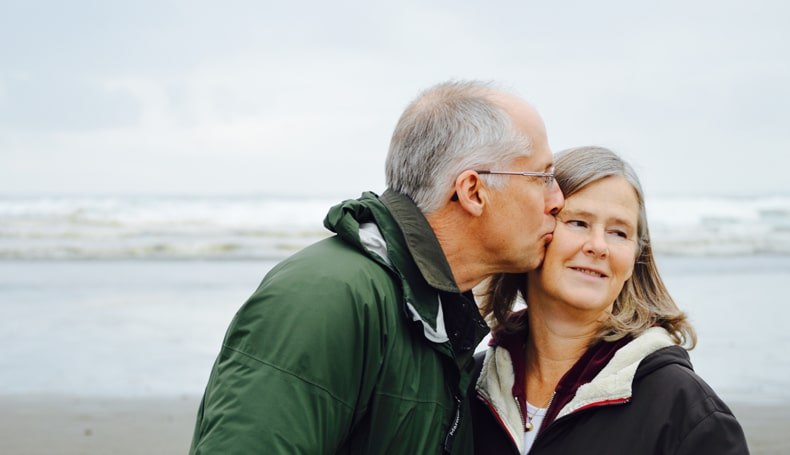 La sessualità negli anziani: amore nella terza e quarta età