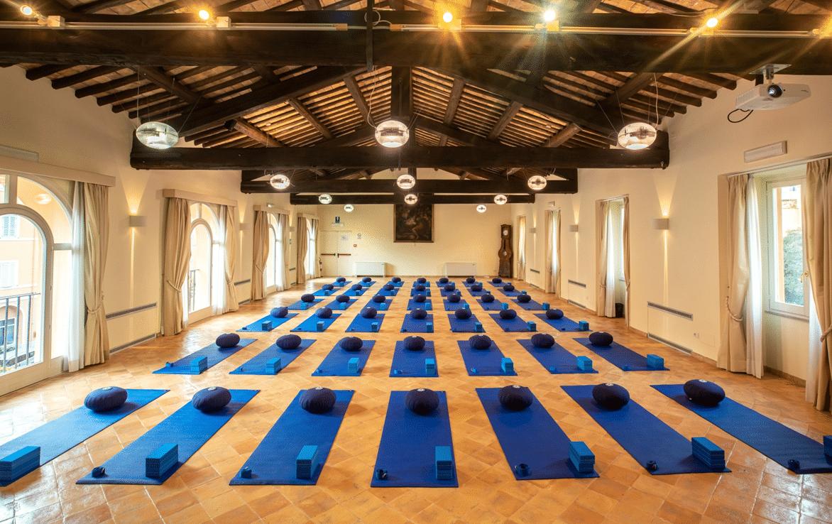 Corso Per Diventare Istruttore Yoga (250h) – VI Edizione