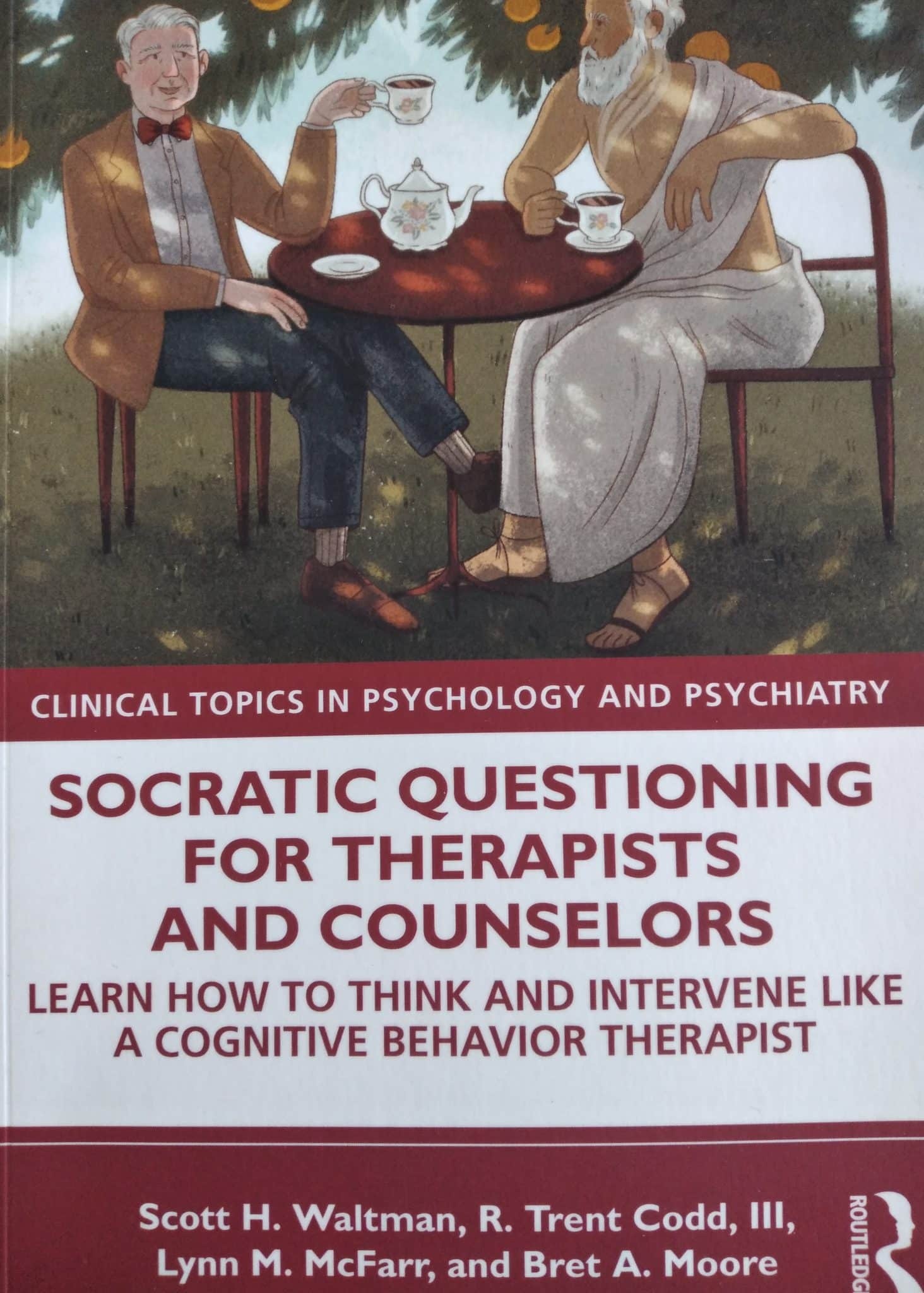 Socratic Questioning For Therapists And Counselors. Learn How To Think And Intervene Like A Cognitive Behavior Therapist
