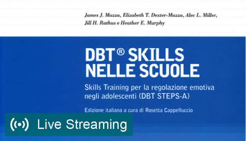"Workshop ""Portiamo La DBT A Scuola"""